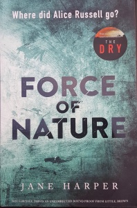 force of nature cover